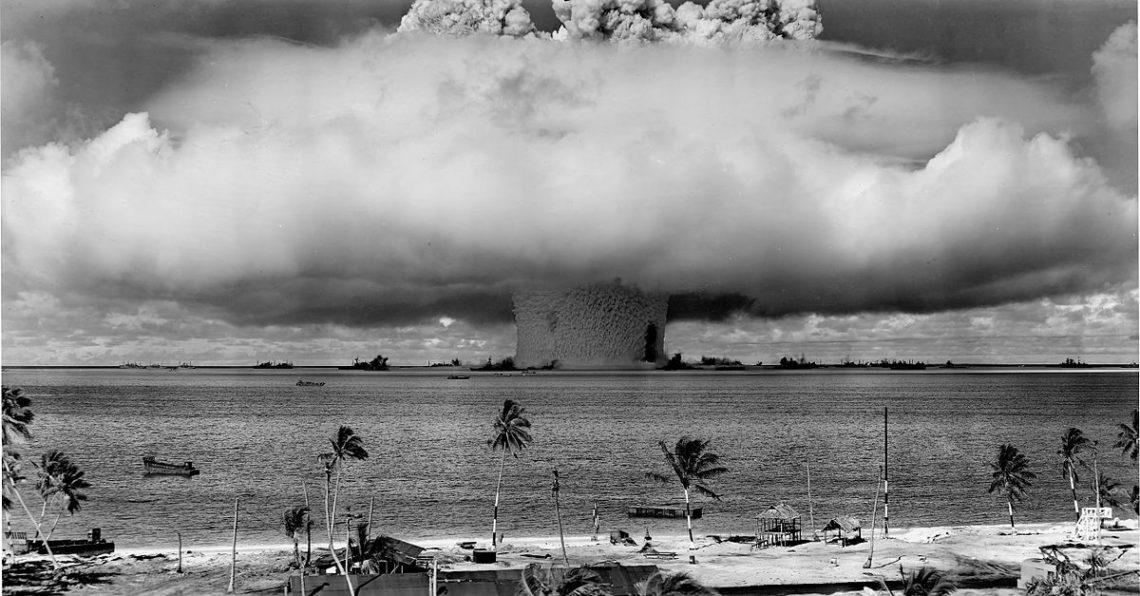 Bikini Atoll Bravo Explosion - Scuba Diving History