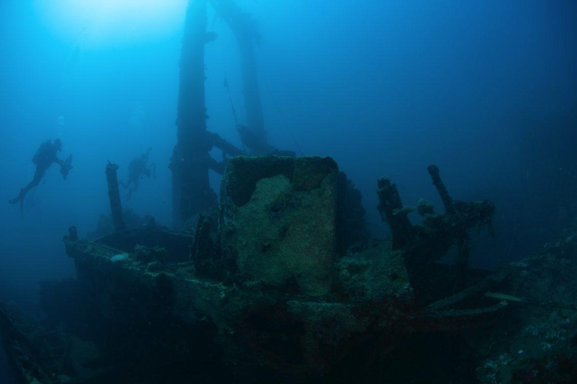 Wreck Diving - Bikini Atoll - Marshall Islands