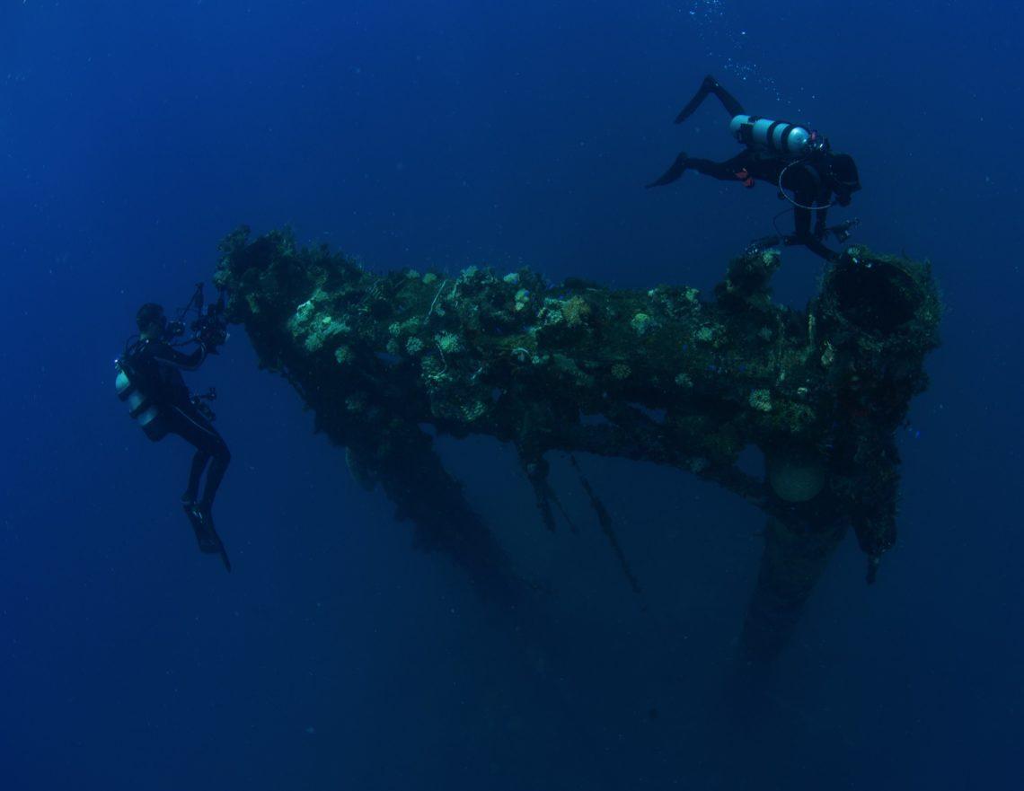 Diving in Kwajalein and Bikini Atolls, Marshall Islands