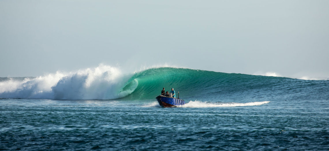 Boat Trips and Mentawai Surf Charters | Indies Trader